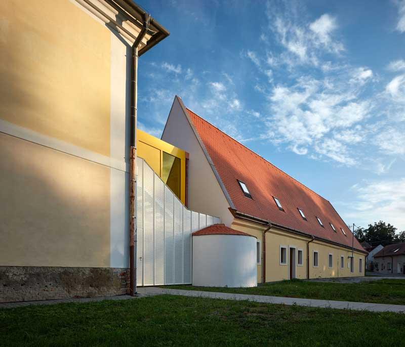 幼儿园建筑建筑外观图