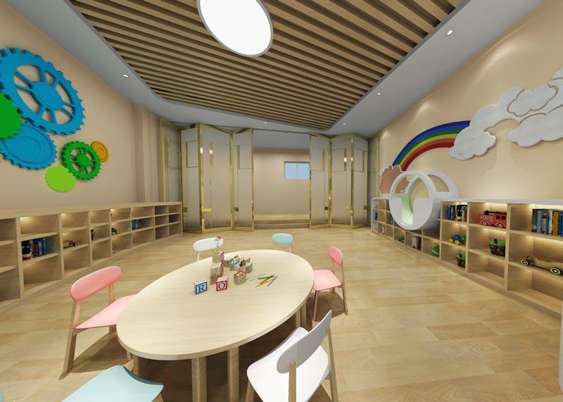 幼儿园设计效果图2