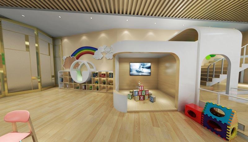 幼儿园设计效果图3