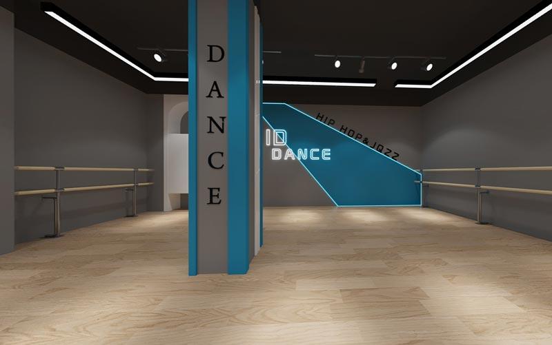 舞蹈教室装修效果图4